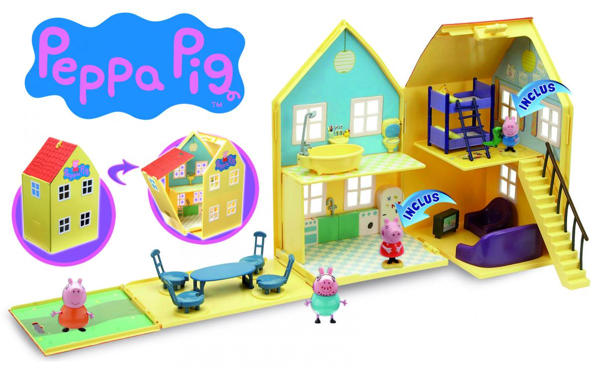jeux concours peppa pig hachette jeunesse. Black Bedroom Furniture Sets. Home Design Ideas