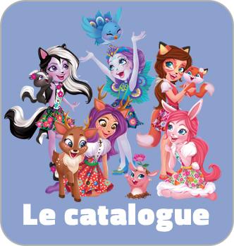 Coloriage De Enchantimals.Enchantimals Hachette Jeunesse