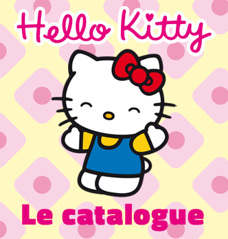 Catalogue Hello Kitty