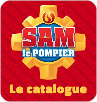 Catalogue Sam le Pompier