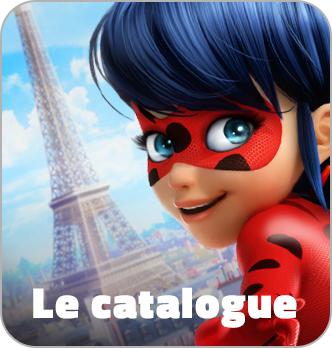 Miraculous - Hachette Jeunesse - Le catalogue