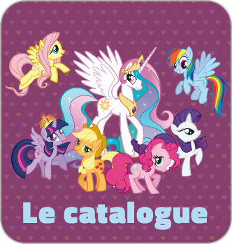 Catalogue My Little Pony