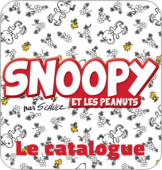 Catalogue Snoopy