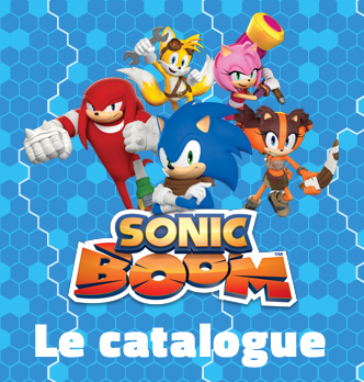 Catalogue Sonic