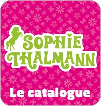 Catalogue Le cheval avec Sophie Thalmann
