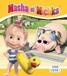 Visuel Masha et Michka - Vive l'été !