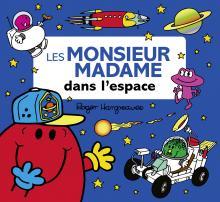 Visuel - Les Monsieur Madame dans l'espace