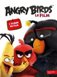 Visuel Angry Birds - Album du film