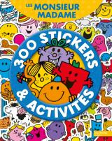 Monsieur Madame-300 stickers