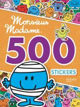 Monsieur Madame - 500 stickers