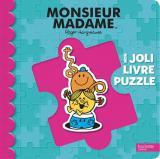 Monsieur Madame - Mon joli livre puzzle
