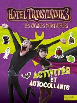 Hôtel Transylvanie - Activités et autocollants