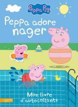 Livre d'activités/Peppa adore nager