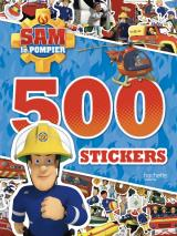 Sam le pompier - 500 stickers