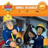 Sam le pompier - Je lis avec un grand - Animal en danger