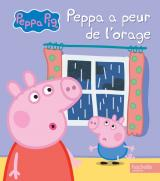 Peppa a peur de l'orage