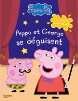 Peppa et George se déguisent