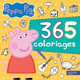 Peppa Pig - 365 coloriages