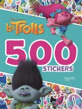 Dreamworks Trolls - 500 stickers