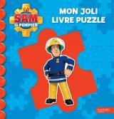 Sam le Pompier-Mon joli livre puzzle - NED