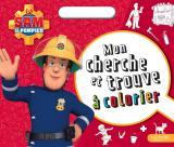 Sam le Pompier - Cherche et trouve à colorier