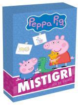 PEPPA PIG-Boite de cartes N°2 -Mistigri