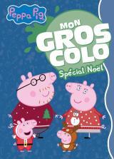 Peppa Pig - Mon gros colo Noël