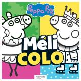 Peppa Pig-Méli colo