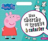 Peppa Pig - Cherche et trouve à colorier