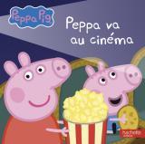 Peppa Pig - Peppa va au cinéma