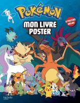 Pokémon - Mon livre poster