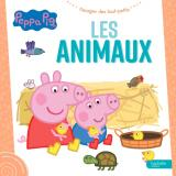 Peppa Pig - L'imagier des tout-petits - Les animaux