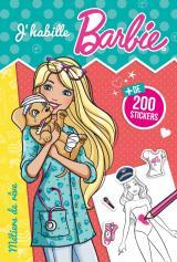 Barbie - J'habille - Métiers de rêve