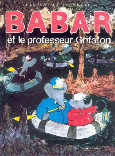 Babar et le Professeur Grifaton