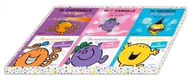Coffret Contes Monsieur Madame - 6 livres