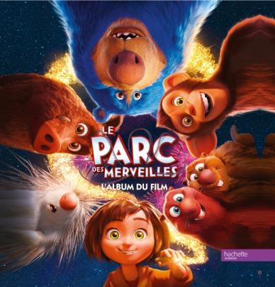 Le Parc des Merveilles - Album du film