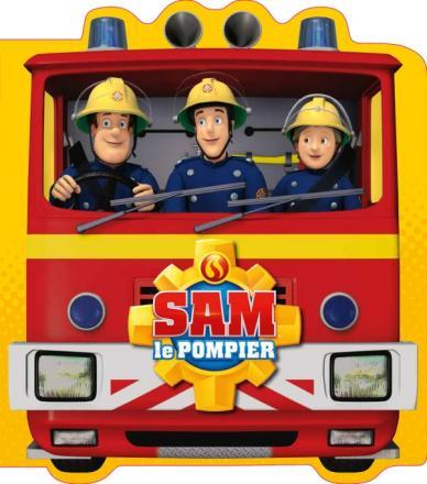 Sam le pompier / Livre d'activités le camion de Sam