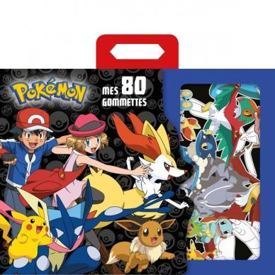 Pokemon - Mes 80 gommettes