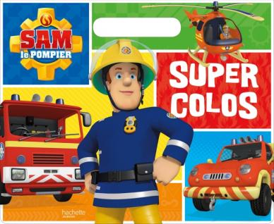 Sam le pompier - Super colos