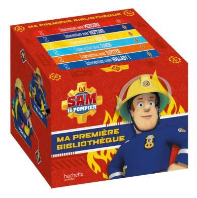 Sam le pompier - Ma première bibliothèque