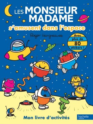 Les Monsieur Madame S Amusent Dans L Espace