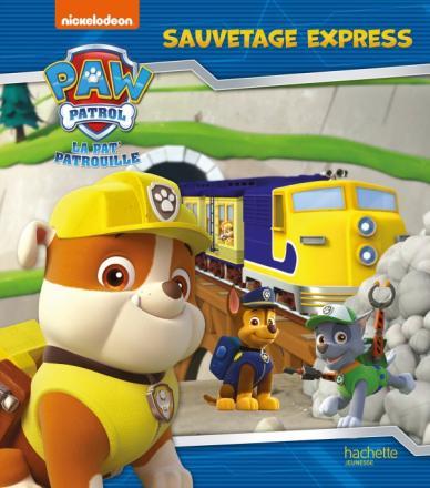 Pat' Patrouille-Sauvetage express