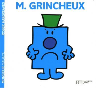 Monsieur Grincheux