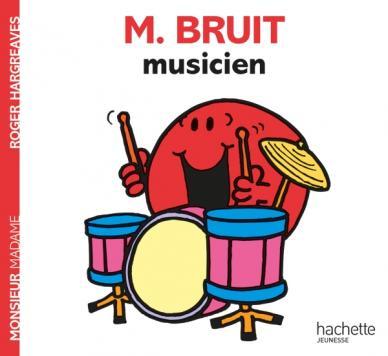 Monsieur Bruit musicien