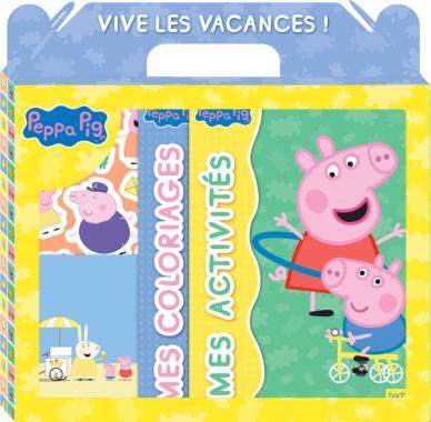 Peppa Pig - Ma valisette Vive les vacances