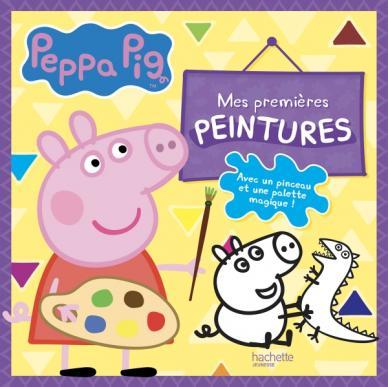 Peppa Pig - Mes premières peintures