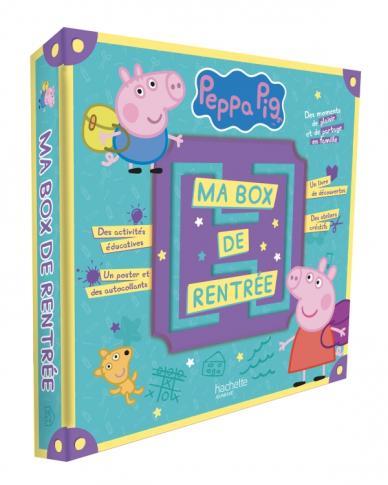 Peppa Pig - Box rentrée