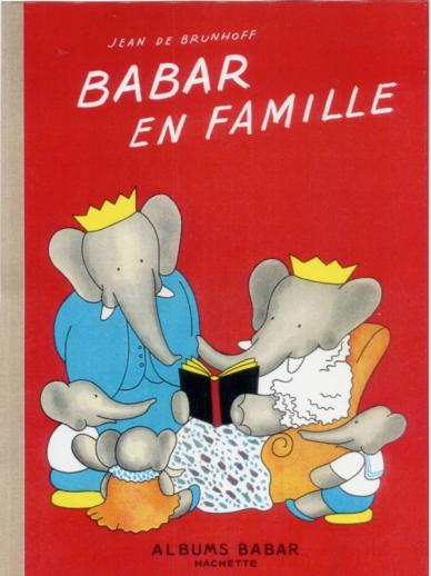 Babar - Babar en famille