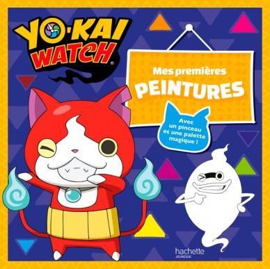 Yo-Kaï Watch - Mes premières peintures
