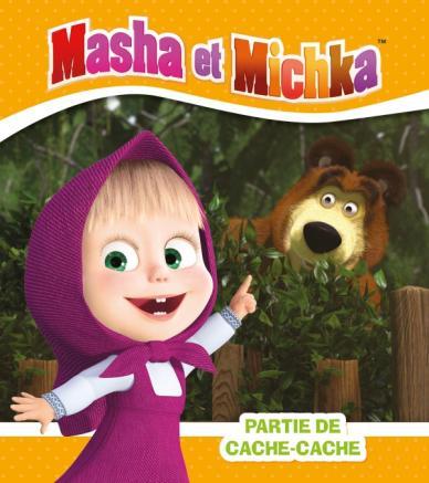Masha et Michka - Partie de cache-cache